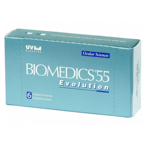 Biomedics 55 Evolotion